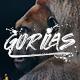 Gorilas Hand Brush Font - GraphicRiver Item for Sale