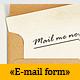 E-mail form illustration - GraphicRiver Item for Sale