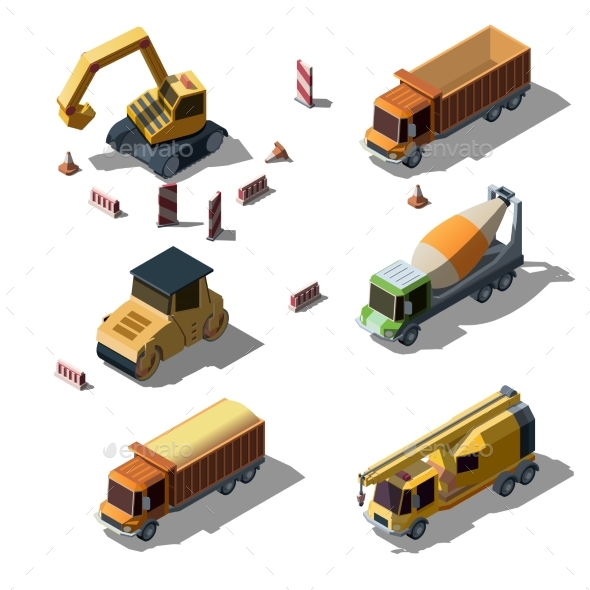 Construction Industry Transports