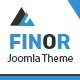 Finor - Multi-Purpose Joomla Template - ThemeForest Item for Sale