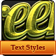 Marketing Text Styles - Pack 2 - GraphicRiver Item for Sale