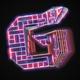 Glitch Holo Logo - VideoHive Item for Sale