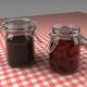 Hermetic Glass Jar - 3DOcean Item for Sale