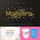 Mogalaris   Handwritten Font - GraphicRiver Item for Sale