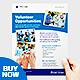 Volunteer Opportunities Flyer Template - GraphicRiver Item for Sale