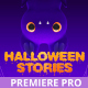 Halloween Instagram Stories II for Premiere - VideoHive Item for Sale