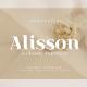 Alisson - GraphicRiver Item for Sale
