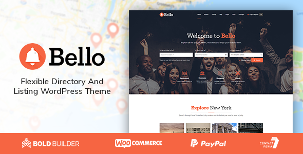 Review: Bello - Directory & Listing free download Review: Bello - Directory & Listing nulled Review: Bello - Directory & Listing
