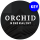Orchid Minimalist Keynote Template - GraphicRiver Item for Sale