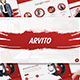 Arvito - Presentation Template - GraphicRiver Item for Sale