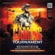 Gaming Tournament Flyer/Poster - GraphicRiver Item for Sale