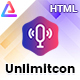 Unlimitcon - Multiple Event, Conference HTML Template. - ThemeForest Item for Sale