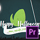 Halloween | For Premiere Pro