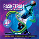 Basketball Sport Flyer - GraphicRiver Item for Sale