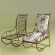 Bamboo Chair - 3DOcean Item for Sale