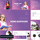 Home Schooling - Education Presentation Template - GraphicRiver Item for Sale