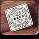 Beer Coaster Mock-up 2 - GraphicRiver Item for Sale
