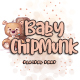 Baby Chipmunk - GraphicRiver Item for Sale