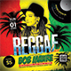 Reggae Live Concert Flyer/Poster - GraphicRiver Item for Sale