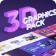 3D Graphics Pack - VideoHive Item for Sale