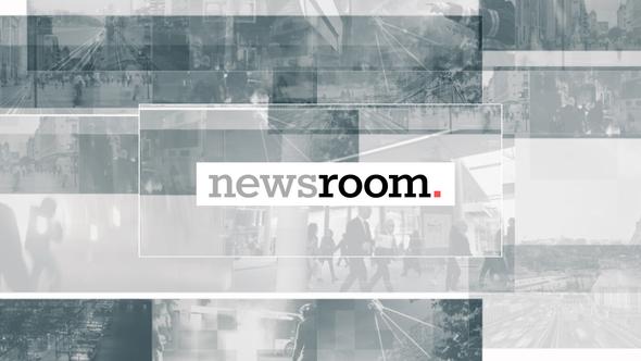 Newsroom - Broadcast Pack
