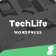 TechLife - Mobile, Tech & Electronics Repair Shop WordPress Theme - ThemeForest Item for Sale