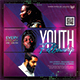Youth Fellowship Church Flyer/Poster - GraphicRiver Item for Sale