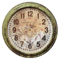 Old clock face without hands - PhotoDune Item for Sale