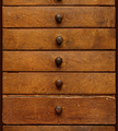 Old wooden cabinet with drawers - PhotoDune Item for Sale