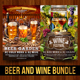 Beer and Wine Bundle - GraphicRiver Item for Sale
