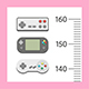 Kids height chart - GraphicRiver Item for Sale
