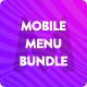 WordPress Mobile Menu Bundle - CodeCanyon Item for Sale