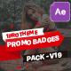 Badges Sale Promo V19 - VideoHive Item for Sale