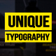 Unique Typography for FCPX - VideoHive Item for Sale