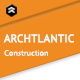 Archtlantic - Construction Agency Elementor Template Kit - ThemeForest Item for Sale