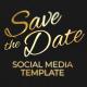 Social Media Event Invitations - VideoHive Item for Sale