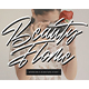 Beauty Flome Signature Modern Font - GraphicRiver Item for Sale