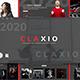 Claxio Presentation Template - GraphicRiver Item for Sale