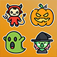 Halloween Crush - HTML5 Mobile Game - CodeCanyon Item for Sale