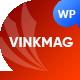Vinkmag - AMP Newspaper Magazine WordPress Theme - ThemeForest Item for Sale