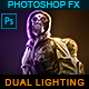 Dual Lighting - Photoshop Action - GraphicRiver Item for Sale