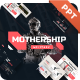 Mothership Military PowerPoint Presentation Template - GraphicRiver Item for Sale