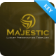 Majestic Luxury Keynote Template - GraphicRiver Item for Sale