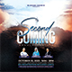 Second Coming Church Flyer/Poster - GraphicRiver Item for Sale