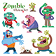 Zombies - GraphicRiver Item for Sale