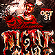 Halloween Nightmare Party Flyer - GraphicRiver Item for Sale