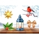 Vector Merry Christmas Realistic Symbols - GraphicRiver Item for Sale