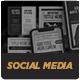 Newspaper Social Media Templates - GraphicRiver Item for Sale