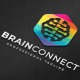 Brain Connect Logo - GraphicRiver Item for Sale