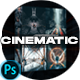 25 Cinematic Photoshop Actions - GraphicRiver Item for Sale